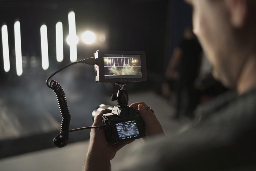 Useme videóklip forgatás